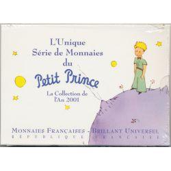 Coffret BU Petit Prince 2001