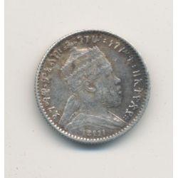 Ethiopie - Gersh - Menelik II