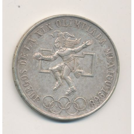 Mexique - 25 Pesos - 1968