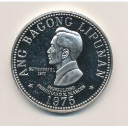 Philippines - 5 Piso - 1975
