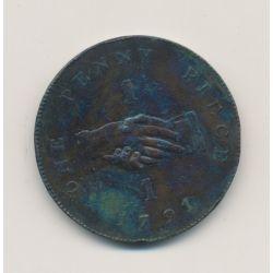 Sierra leone - 1 Penny - 1791