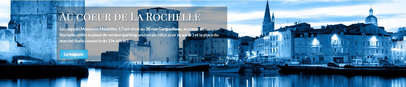 Magasin - La Rochelle